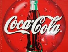 """Coca Cola"" – Calorie Dictionary 60 Bottle.  Smile Prod."